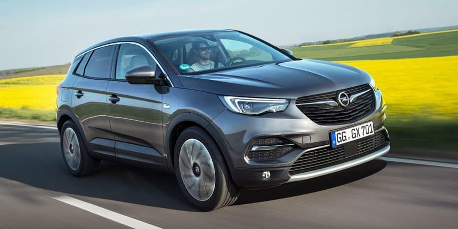 El Opel Grandland X estrena gama