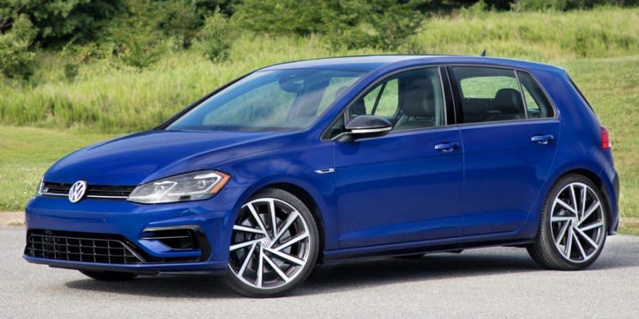 El Volkswagen Golf para Estados Unidos se pone al día: Con hasta 290 CV