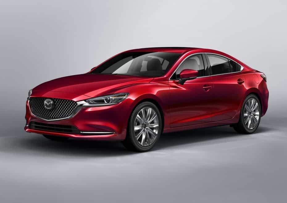 Aquí está el nuevo Mazda 6 2018: Ahora con hasta 250 CV de potencia y un interior renovado