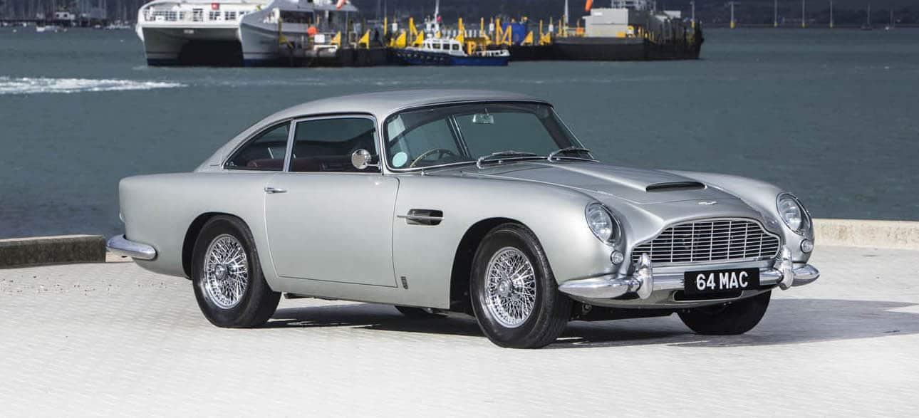 ¿Eres un gran fan de los Beatles? Pues ahora el Aston Martin DB5 de Paul McCartney puede ser tuyo