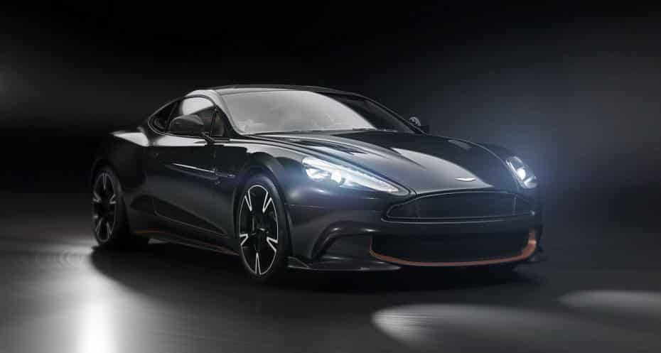 Aston Martin Vanquish S «Ultimate»: El punto final del GT británico por excelencia será muy limitado, interesante y caro