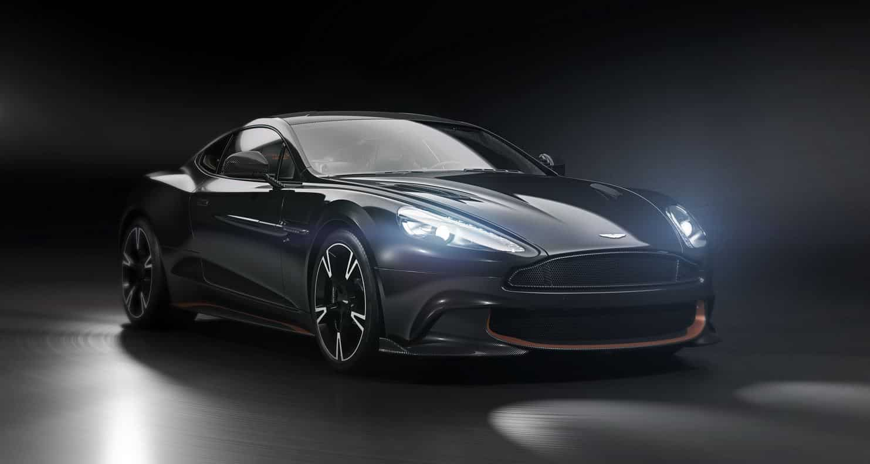 """Aston Martin Vanquish S """"Ultimate"""": El punto final del GT británico por excelencia será muy limitado, interesante y caro"""