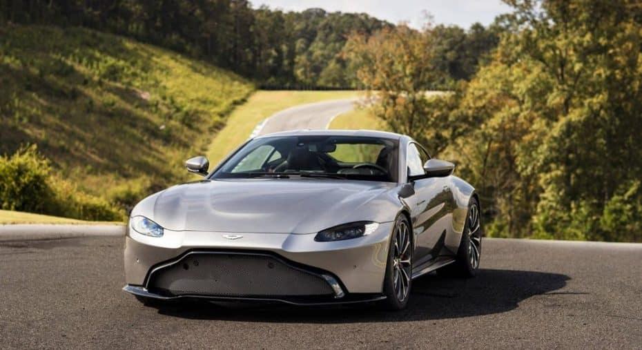 El nuevo Aston Martin Vantage ya está aquí: Corazón AMG V8, 510 CV y una importante reducción de peso