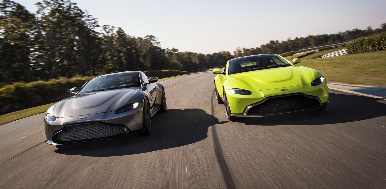 Aston Martin arrasa con el nuevo Vantage: ¡Toda la producción del 2018 casi vendida!