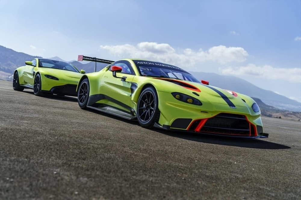 Aston Martin Vantage GTE: Radical en diseño y casi perfecto a nivel técnico para seguir arrasando