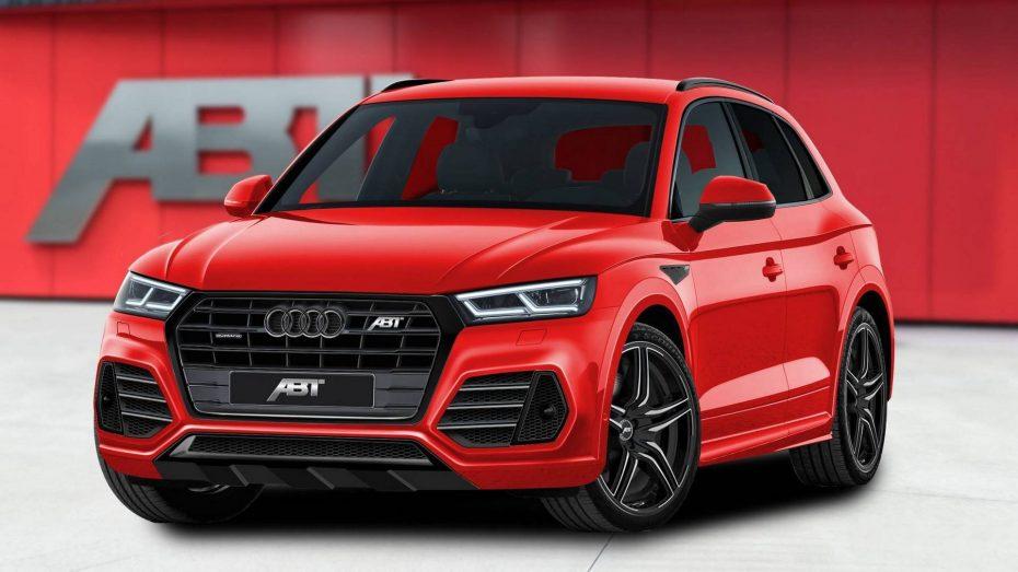 El Audi SQ5 de ABT va tomando forma: Al agresivo kit exterior se une un 20% más de potencia