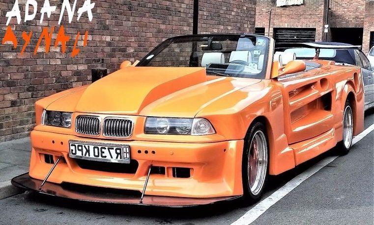 ¿Cómo destrozar un BMW M3? Esta monstruosidad se vende en Ebay por 17.000 euros…