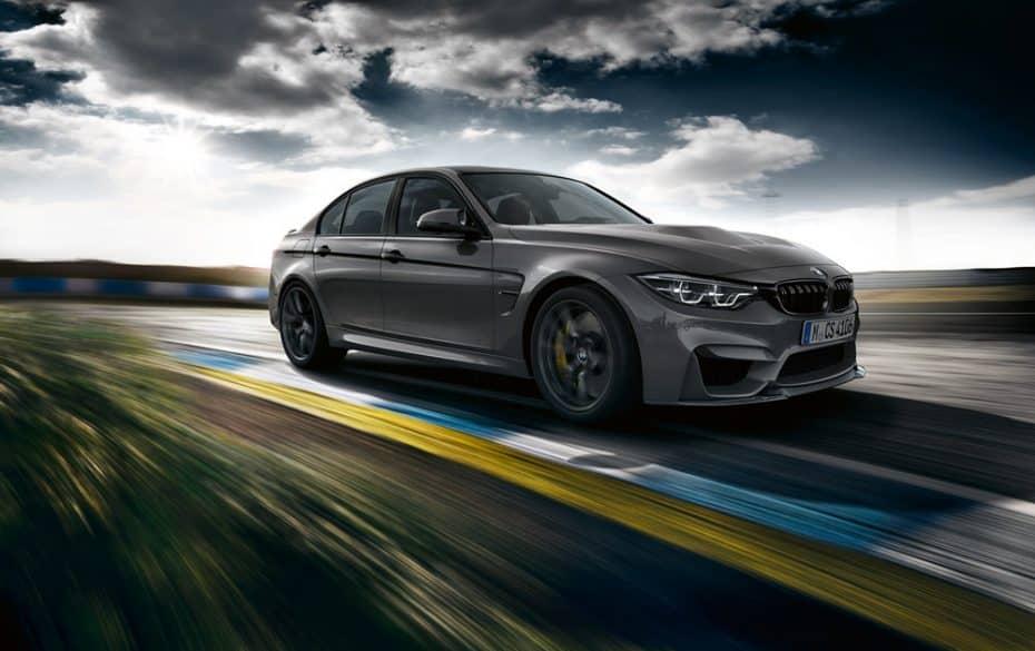 El nuevo ciclo de homologación WLTP acabará con el actual BMW M3 en mayo y no será el único afectado