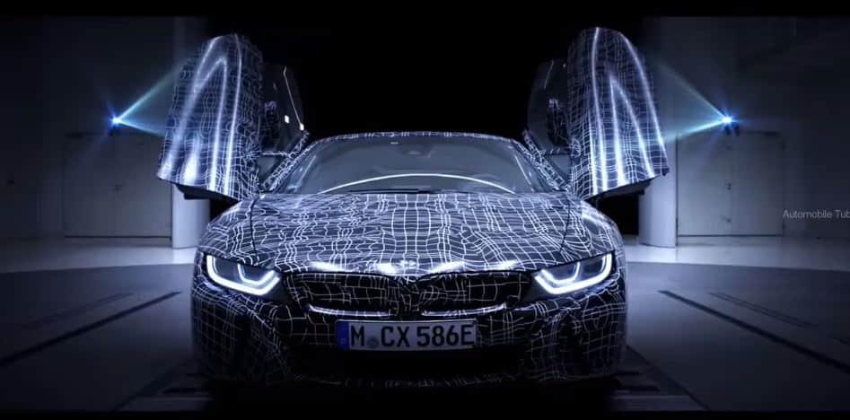 El BMW i8 Roadster está cada vez más cerca: ¿Será definitivamente en Los Ángeles donde lo veamos?