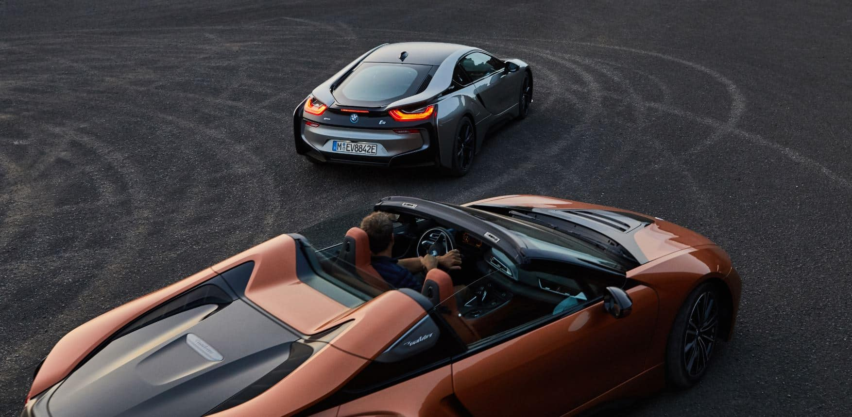 Oficial! Así es el BMW i8 Roadster: Fibra de carbono, aluminio y ...