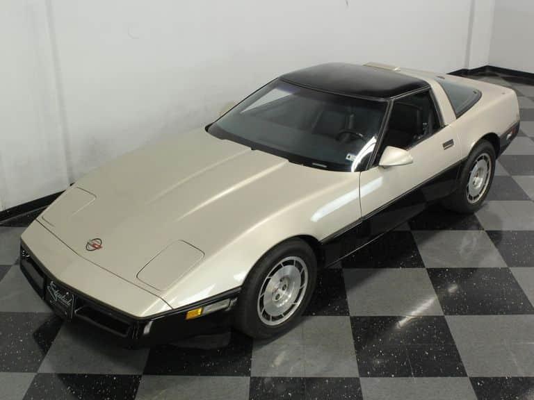Ahora puede ser tuyo este rarísimo Chevrolet Corvette Konner Edition ¡Y es una ganga!