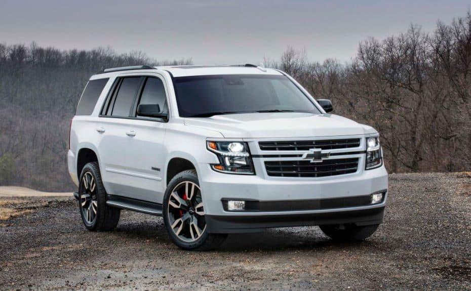 Hennessey cree que el Chevrolet Tahoe RST es demasiado simplón: Hasta 568 CV para el mastodóntico SUV