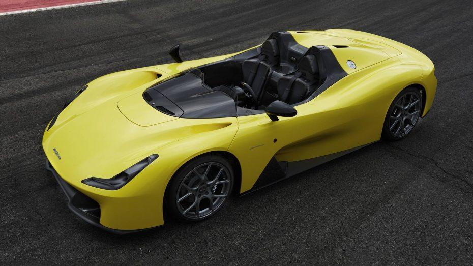Así es el Dallara Stradale: Un deportivo de aspecto bestial y con 400 CV por un precio 'asequible'