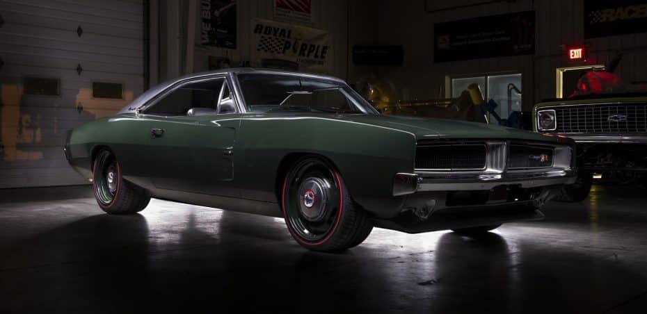 Este Dodge Charger 'Defector' de Ringbrothers es toda una joya que puedes ver en el SEMA Show