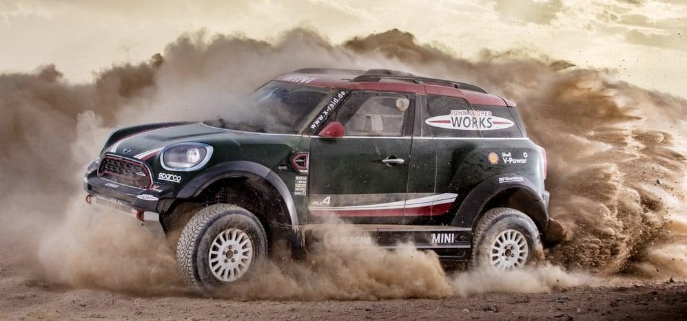 El equipo X-raid se prepara para el Rally Dakar 2018: Estas serán sus monturas…