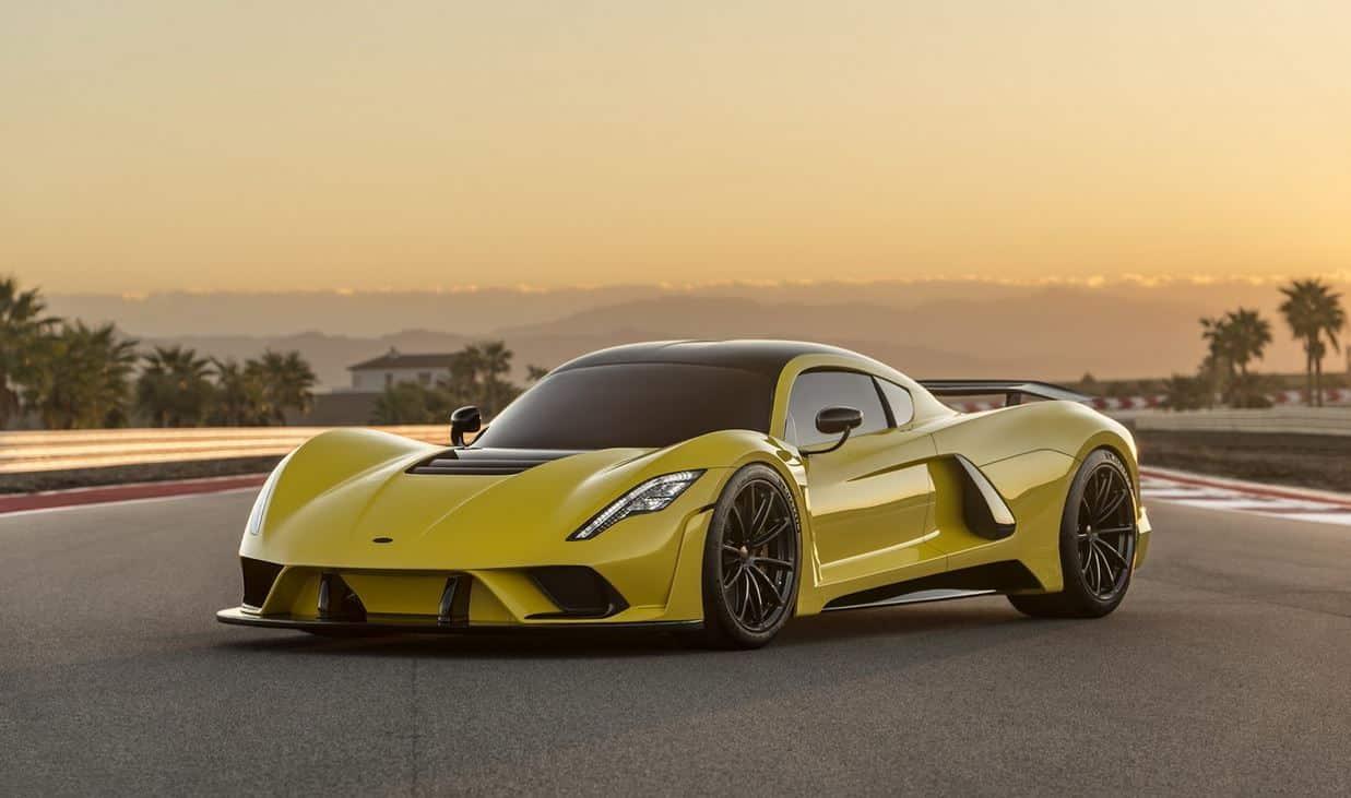 Es salvaje, se llama Hennessey Venom F5 y se ríe sobradamente del Bugatti Chiron y del Koenigsegg Agera RS en el 0-400-0…