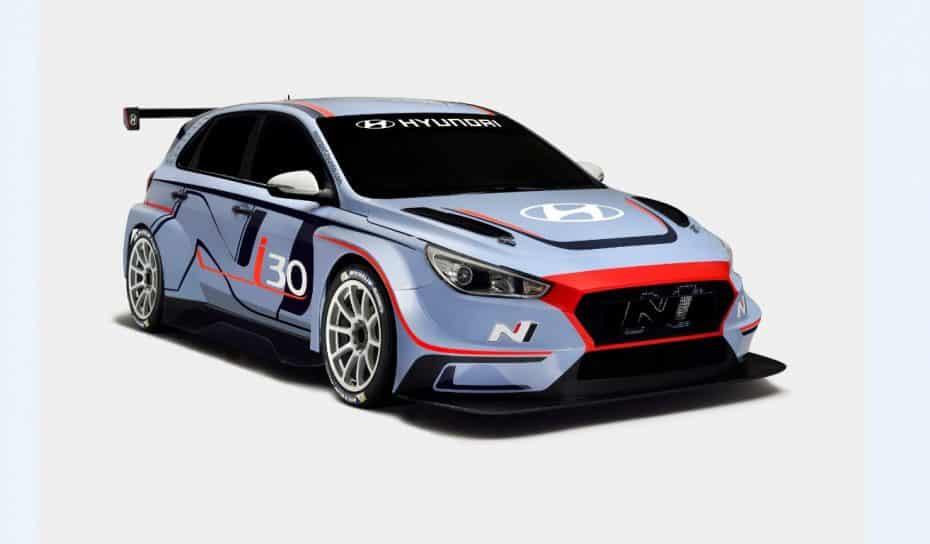 Ya puedes comprar el Hyundai i30 N TCR: Una bestia que parte de los 124.000 euros…