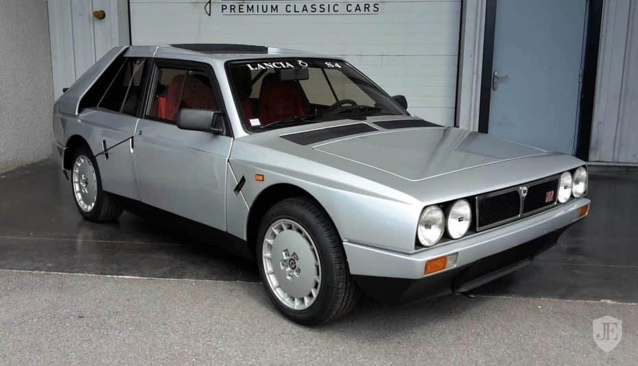 ¿Pagarías 500.000 euros por este Lancia Delta S4 Stradale? El clásico del Grupo B a subasta