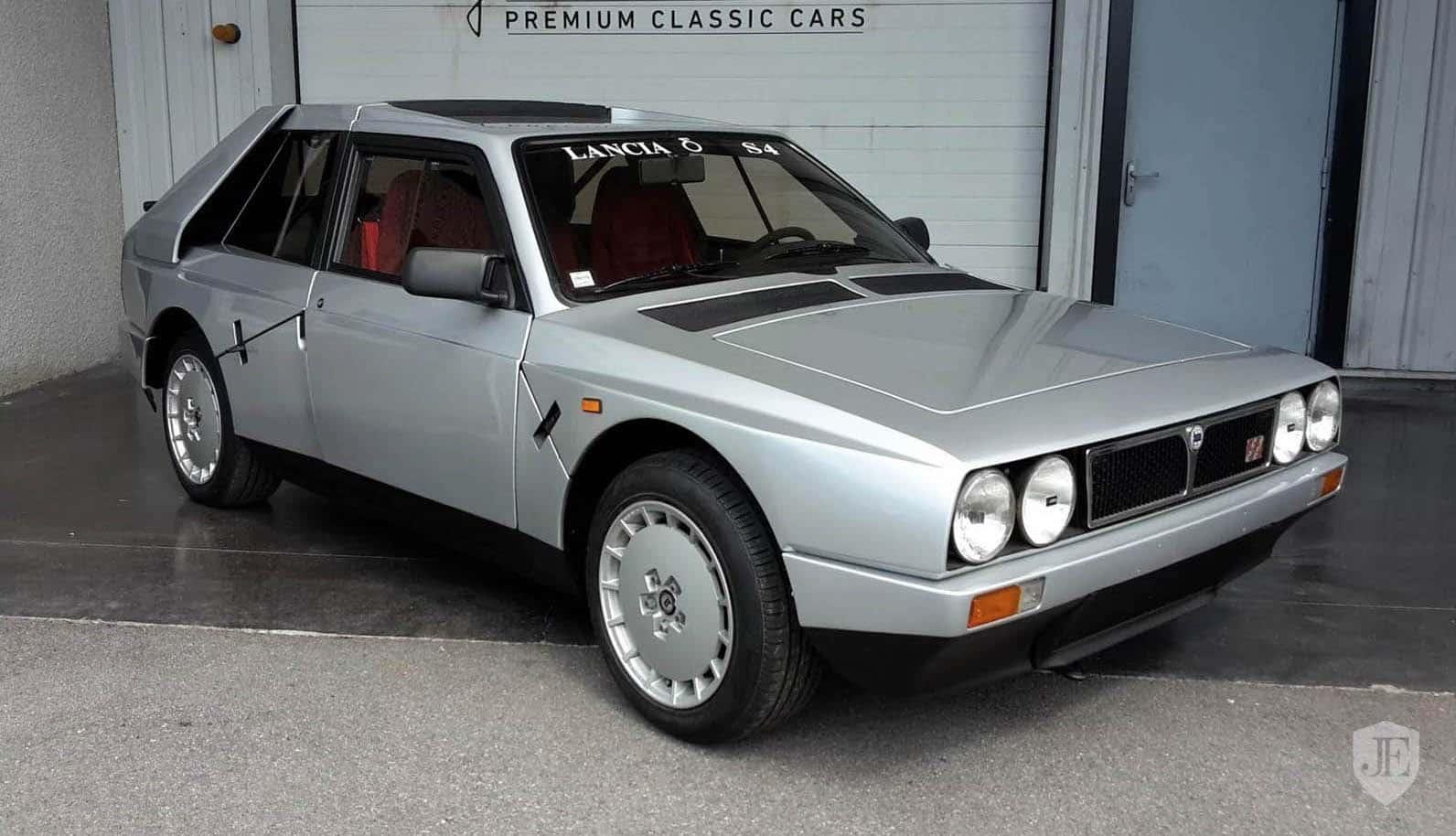 ¿Pagarías 500.000 euros por este Lancia Delta S4 Stradale ...