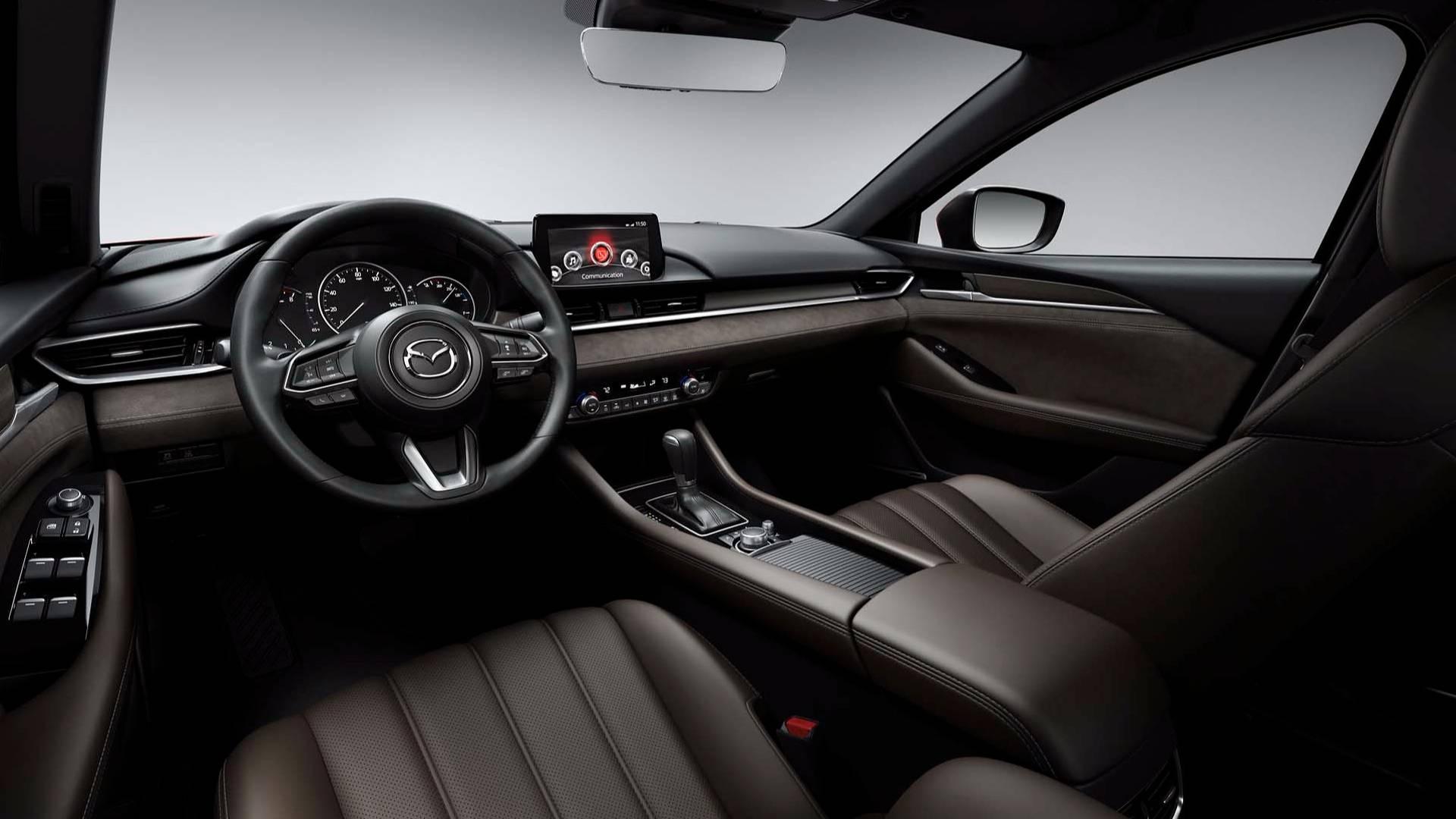 Nuevo Mazda 6 2018 >> Aquí está el nuevo Mazda 6 2018: Ahora con hasta 250 CV de potencia y un interior renovado