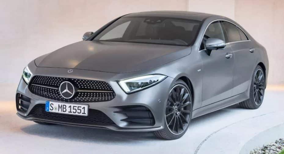 ¡Filtrado! Así es el nuevo Mercedes-Benz CLS que debutará mañana