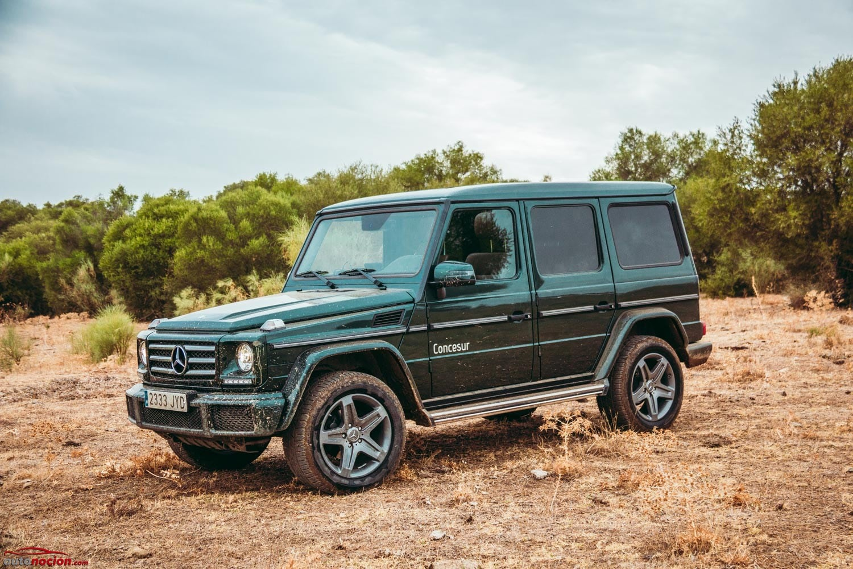 Opini n y prueba mercedes benz clase g 350 d for Mercedes benz clase g