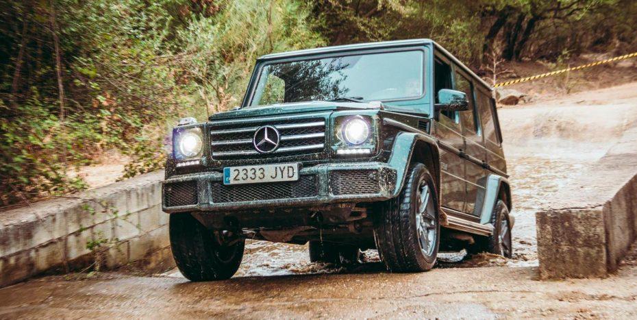 Contacto Mercedes-Benz Clase G 350 d: Un todoterreno de verdad que resiste a la moda SUV