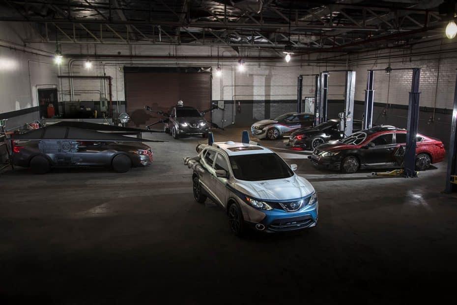 Nissan ha transformado siete coches inspirándose en Star Wars ¡Y el resultado es increíble!