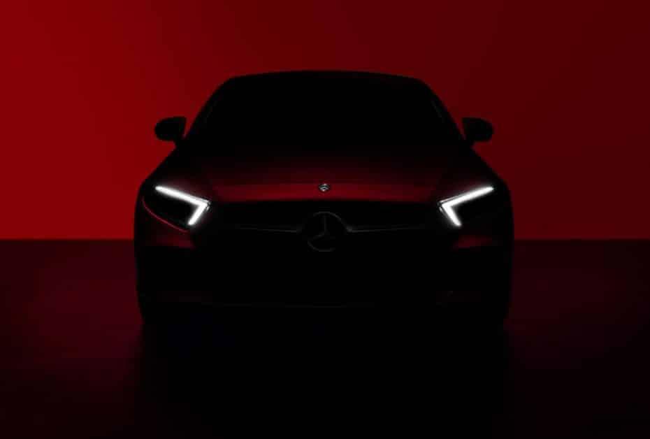 Mercedes-Benz nos anticipa el aspecto exterior e interior del CLS y nos quedamos con ganas de más…
