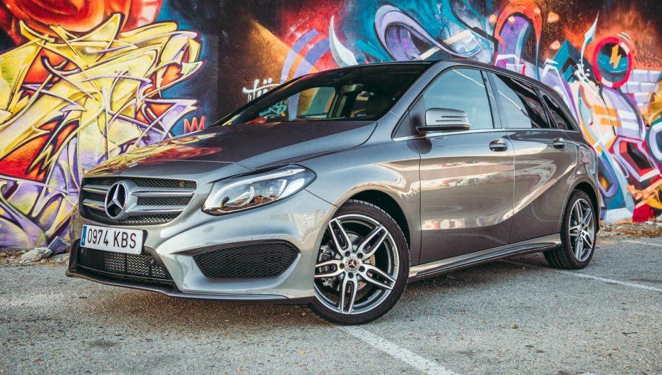Prueba Mercedes-Benz Clase B 200 d 136 CV 7G-DCT: Un monovolumen práctico y con mucha clase
