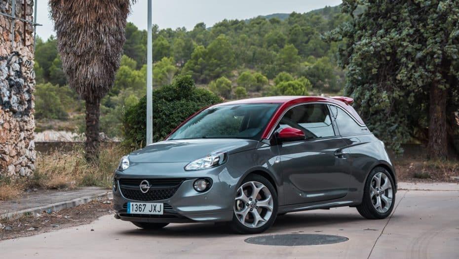 Prueba Opel Adam S 1.4 Turbo 150 CV: Ansiarás que llegue el fin de semana para sacar tu juguete de paseo