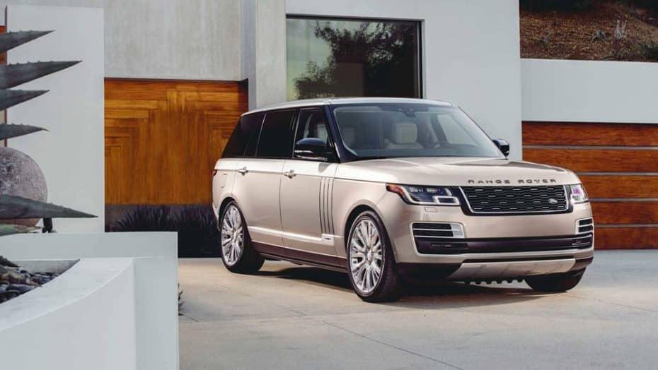 Range Rover SVAutobiography 2018: El arquetipo del lujo, el confort y el refinamiento parte de los 202.700€