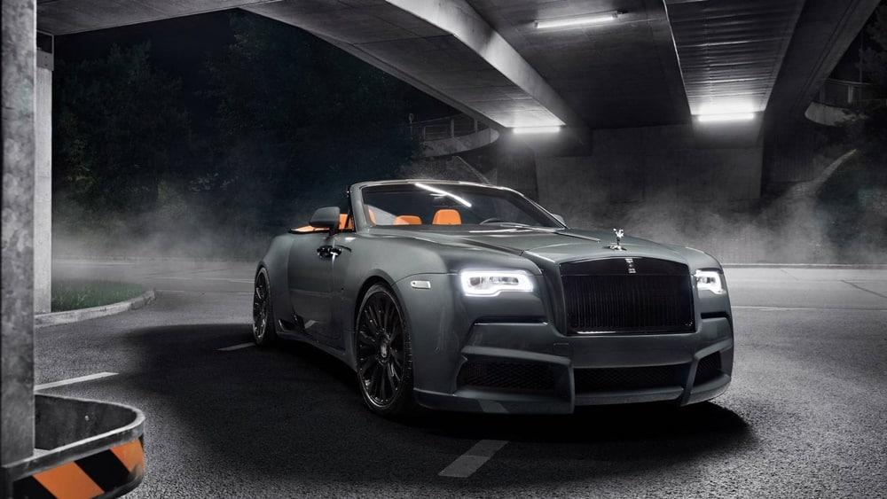 Spofec le vuelve a meter mano al exclusivo Rolls-Royce Dawn: Casi 700 CV y un ensanche a base de fibra