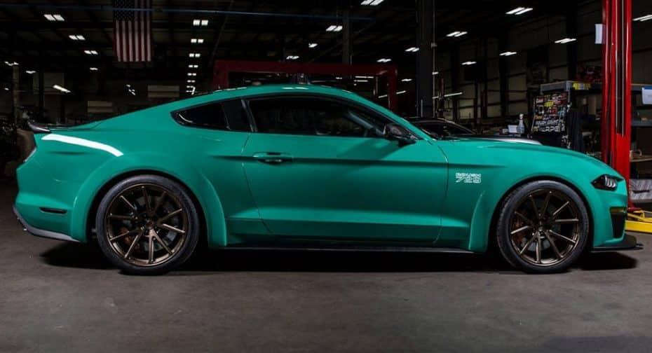 Este Roush 729 Mustang de 710 CV estrena un kit de compresor volumétrico ¡Manteniendo la garantía!