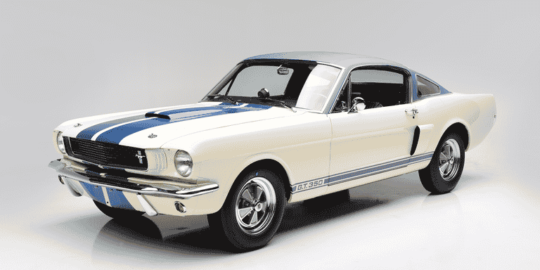 Este Shelby GT350 de 1966 es único en el mundo… ¿Pero sabes exactamente por qué?