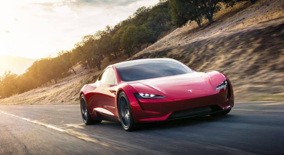 Tesla Roadster 2020: Casi 1000 km de autonomía y un 0 a 100 km/h por debajo de los 2 segundos