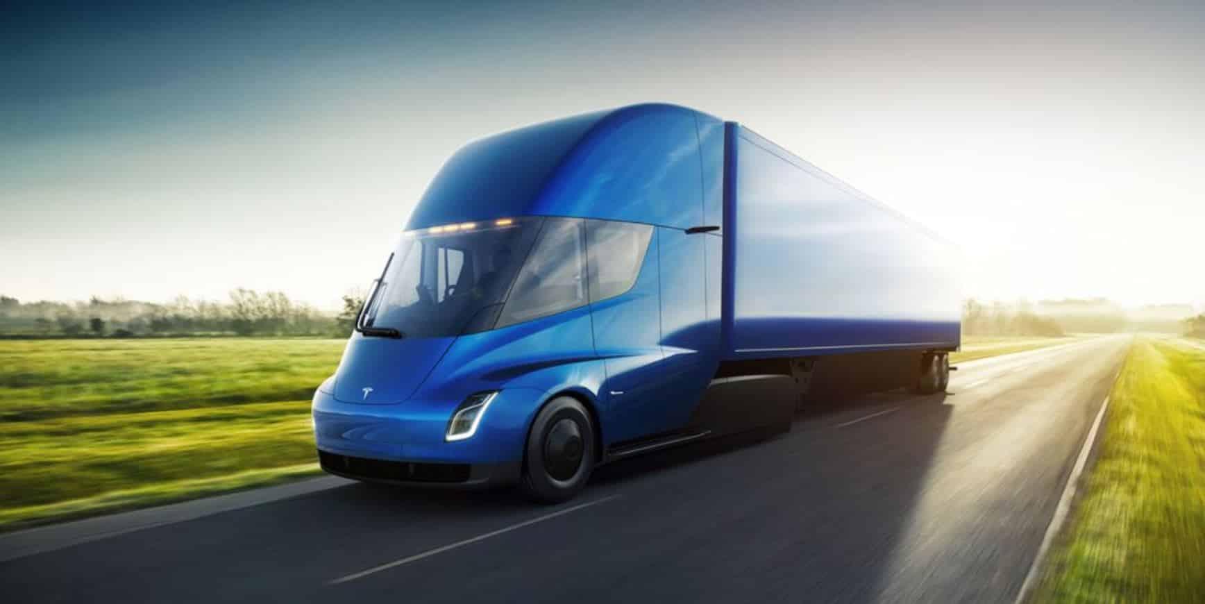 """Tesla Semi: El camión eléctrico de Elon Musk llega para """"salvar el mundo"""""""
