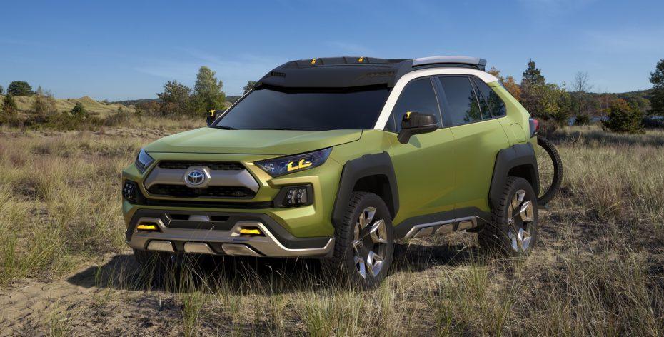 Así es el Toyota FT-AC Concept ¡Y podrás grabar cada segundo de tus aventuras!