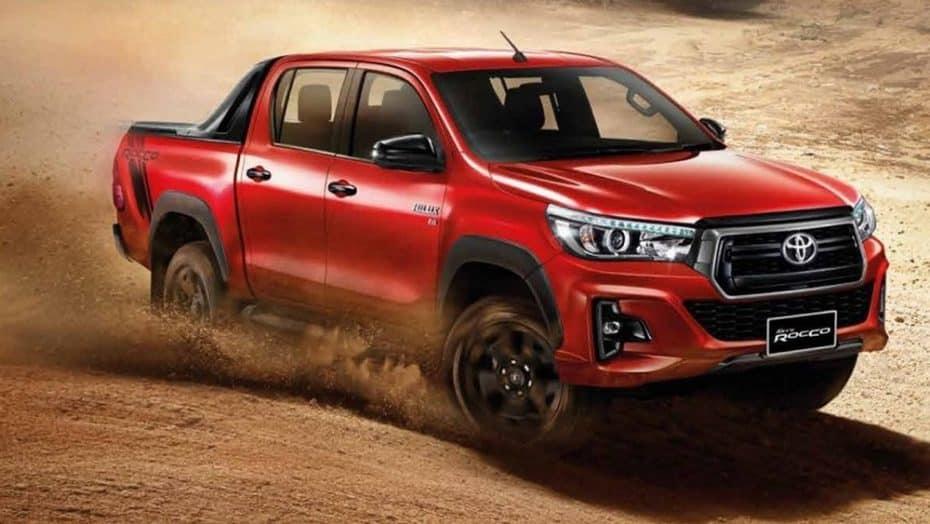 El Toyota Hilux cambia su estética de cara a 2018 en Tailandia: ¿Llegaremos a verlo en Europa?