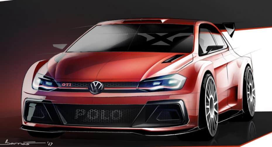 Te presentamos el Polo GTI R5: Un nuevo teaser nos enseña este juguete que esconde 270 CV