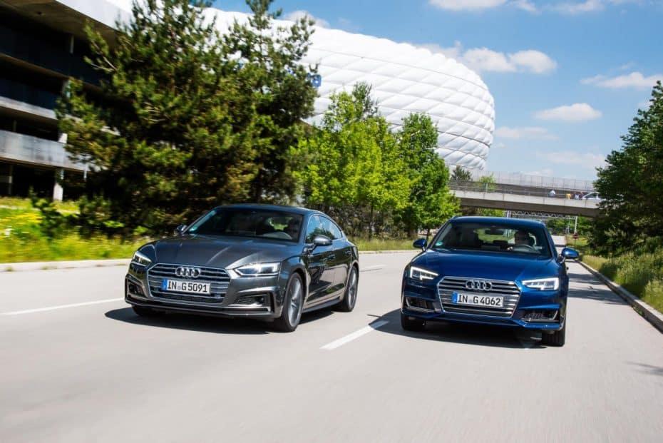 """Ya disponibles los Audi A4 Avant y A5 Sportback """"g-tron"""": Llega el metano"""