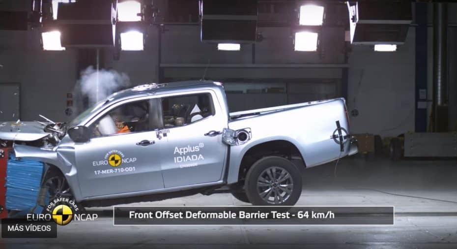 Nueva tanda de pruebas de choque en Euro NCAP: La receta de las 5 estrellas ya es pública