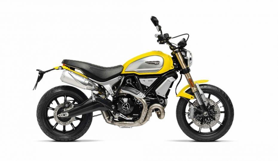 Ducati Scrambler 1100: Hasta tres versiones distintas propulsadas por un biclíndrico de 1079 cc