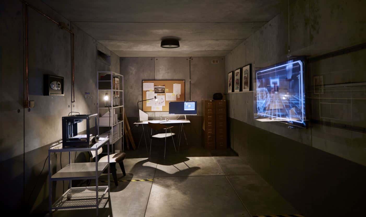 The e-tron room: La escape room de Audi está en Madrid y puedes apuntarte…