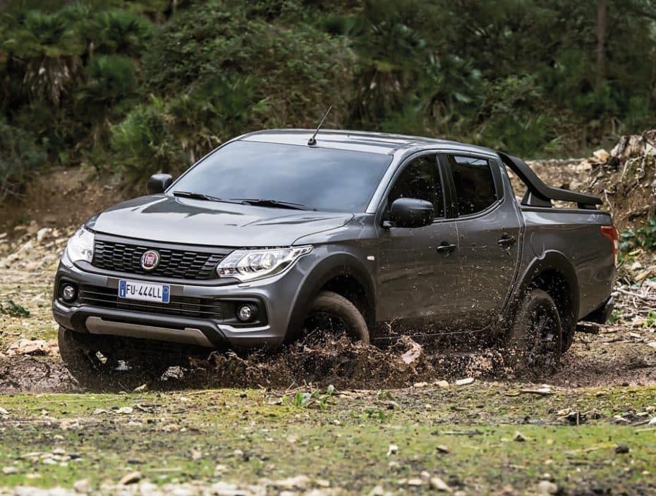 Nuevo Fiat Fullback Cross: Un toque más campero para el pick-up