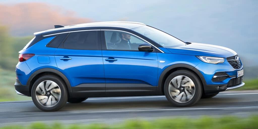 Reserva el nuevo Opel Grandland X sin moverte de casa: A través de Amazon