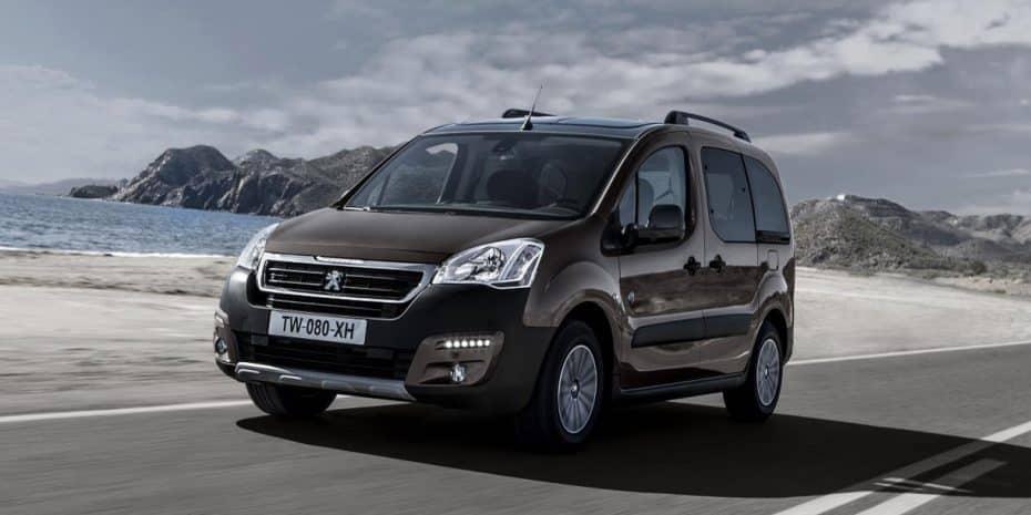"""Nuevo Peugeot Partner Tepee """"Adventure Edition"""": Más equilibrado"""