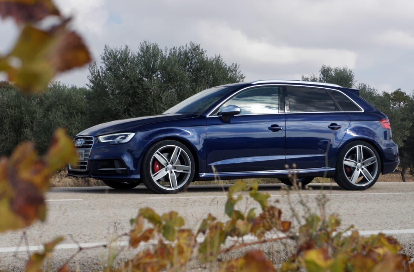 Prueba Audi S3 2.0 TFSI 310 CV Sportback S-Tronic: Posiblemente el mejor compacto actual