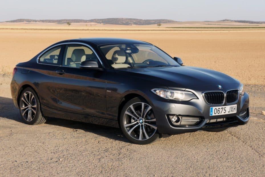 Prueba BMW 220d Coupé 190 CV xDrive 8AT: Extraña e interesante combinación