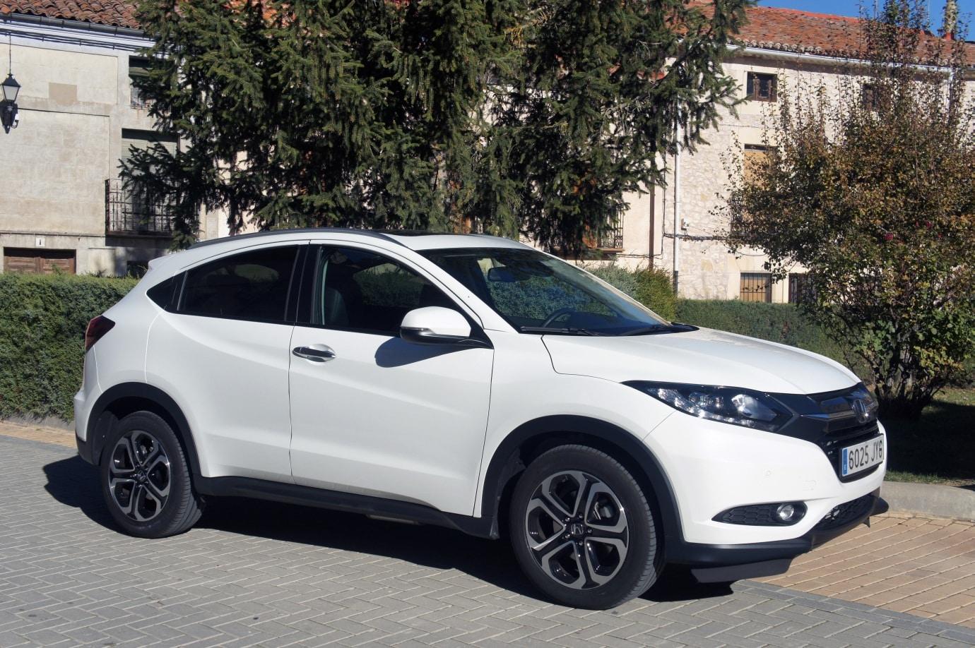 Prueba Honda HR-V 1.6 i-DTEC 120 CV Executive: De lo mejor del segmento